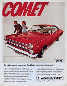 Ford Comet 1966