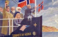Saying goodbye to Norway