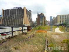 Third and Final Section of High Line Park Set to Open This Month Park In New York, New York City, Urban Landscape, Landscape Design, Happy City, Recycling Facility, High Line, Santa Monica, Water Features
