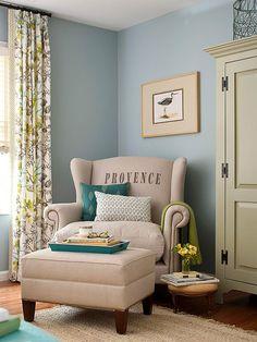 Warm Bedroom Colors Wall