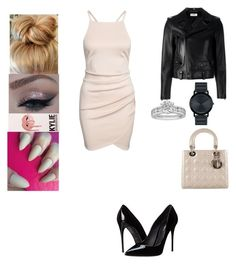 """""""Sans titre #309"""" by insafsat on Polyvore featuring mode, Dolce&Gabbana, Yves Saint Laurent, Movado, Tiffany & Co. et Christian Dior"""