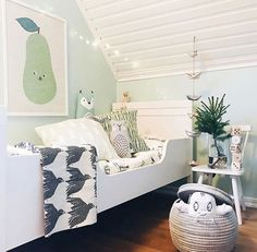 Designing a Fruity Kid's Room - by Kids Interiors