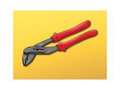 Utiliser des pinces - Outillage et fournitures - Livios Wire, Work Gloves, Scissors, Cable