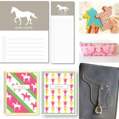 Back to school is approaching and it's time to stock up on supplies and cute accessories. Here is a round-up of some very cute and fun accessories that will make hitting the books or staying organi...