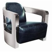 Found it at Wayfair - London Leather Chair