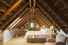 How To Transform Your Attic Into A Fun Game Room Attic Game Room Game Rooms And Attic