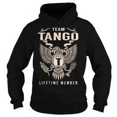 Team TANGO Lifetime Member - Last Name, Surname T-Shirt