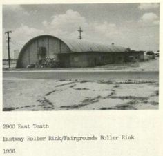 Eastway Roller Rink, By the Fairgrounds, Amarillo,Tex