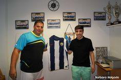 Isaac López nuevo jugador del Hércules San Vicente