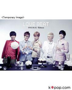 K2POP - 엠블랙 (MBLAQ) - LOVE BEAT (러브 비트) [스페셜 앨범] (MBLAQ - LOVE BEAT [SPECIAL ABLUM] + POSTER IN TUBE