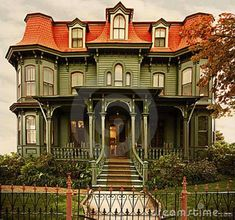 Lovely Victorian home