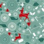 [クリスマス]かわいいクリスマスパターン