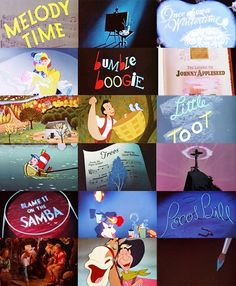 30 Best Melody Time Images Disney Animation Disney Melody