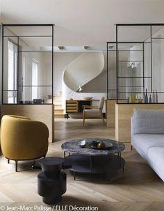 Un dúplex familiar y acogedor en París · A warm, family friendly duplex apartment in Paris
