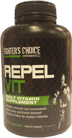 FIGHTERS CHOICE REPEL VIT 150