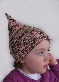 Show Me the Gnomie Hat 6 to 12 months by JavaJive365 on Etsy