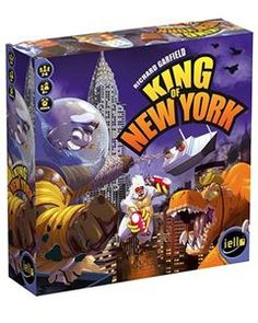 Picture of King of New York Dice Game