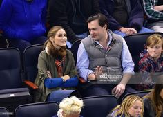 Olivia Palermo and guest attend Ottawa Senators vs New York Rangers... News Photo | Getty Images