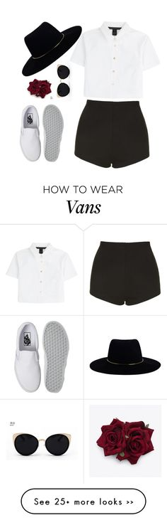 """FÅÑČŸ"" by lululisi on Polyvore featuring Una-Home, Marc by Marc Jacobs, Topshop, Vans and Zimmermann"