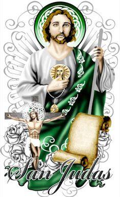 Todas La Imágenes De San Judas Tadeo Gratis Para Descargar Y Rezar