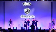 15. Altın Pusula Ödül Töreni  #etkinlik #etkinliksahnesi #sahndekor #sahne #dekor #lansman #event #organizasyon #dekortasarım