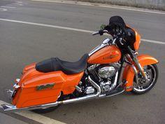 HD Street Glide Custom Color '12