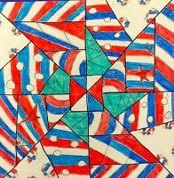 Olive ART! Do You???: Why 3rd Grade Loves America