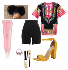 """""""Summer style"""" by sarafina-nimely on Polyvore featuring SPANX, Steve Madden and Yves Saint Laurent"""