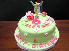 Tinkerbell birthday cake                                                                                                                                                                                 More