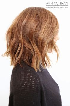 SOFT UNDERCUT. Cut/Style: Anh Co Tran • IG: @anhcotran • Appointment inquiries please call Ramirez|Tran Salon in Beverly Hills at 310.724.8167.