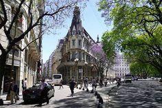 Marcelo T Alvear y Santa Fe Buenos Aires