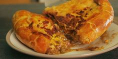 Stuffed Crust Minced Beef Pasty Recipe