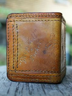 Custom Wallets & Other Badass Gear For The Guy Who Thought He Had Everything Best Gifts For Men, Gifts For Father, Cool Gifts, Gifts For Him, Christmas Gifts For Boyfriend, Boyfriend Gifts, Wedding Anniversary Gifts, Wedding Gifts, Wedding Ideas