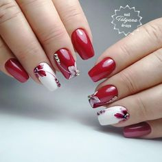 I really love these nails #naildesigns