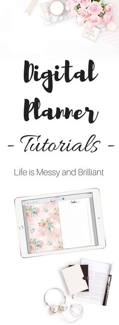 Digital Planner Tutorials for iPad GoodNotes and Notability App Informative articles Planner Inserts, Planner Template, Printable Planner, Planner Stickers, Printables, Schedule Templates, Printable Stickers, Planner Layout, Planner Pages