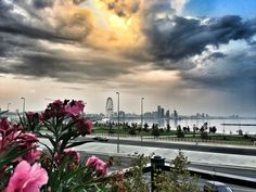 Baku Boulevard Azerbaijan