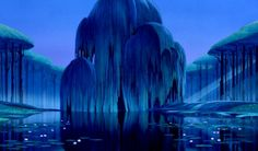 the willow tree in pocahontas