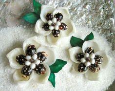 seashell flowers - Google Search