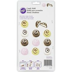 Wilton 21151521 Candy Mold Truffles >>> You can find more details by visiting the image link.(This is an Amazon affiliate link and I receive a commission for the sales)