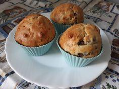 Gombás-sajtos muffin Muffin, Ale, Brownies, Breakfast, Food, Cake Brownies, Morning Coffee, Ale Beer, Essen