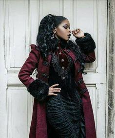 Design Shop, Alternative Outfits, Alternative Fashion, Punk Rave, Models, Dark Beauty, Gothic Lolita, Victorian Fashion, Runway Fashion