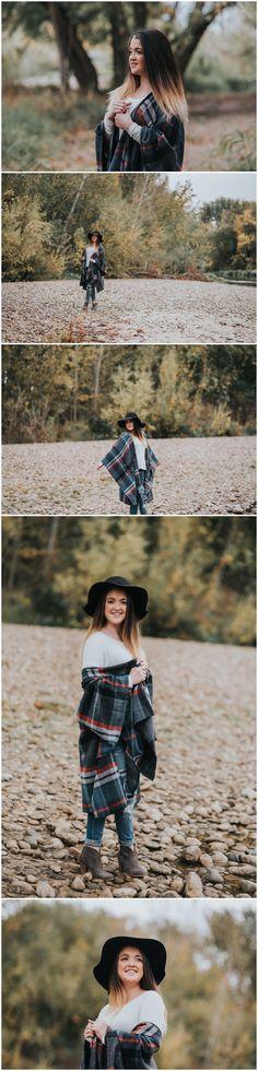Boise Senior Photographer Makayla Madden Photography Fall Senior Pictures Senior Girl Fall Senior Photos Outfit Ideas Inspiration Fall Vibes Fall Portraits Idaho