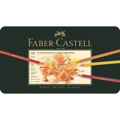 Farbstift Polychromos 120er Metalletui Ca. 225,00€