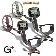 metal detector Teknetics G2+ Ltd