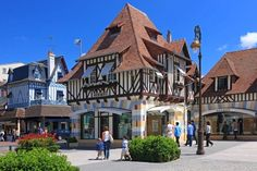 A weekend in . . . Deauville, France