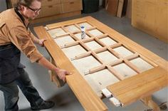 Build Your Own Francese Porte - Progetti Lavorazione del legno - Falegname americano