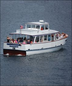 I love the cocktail cruises! Finestkind Scenic Cruises | Ogunquit, Maine