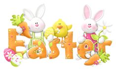 Easter Text png | ... Free Clipart Picture… Easter Pictures PNG Easter Transparent C