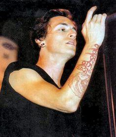 Brandon Boyd (Incubus) tattoo II
