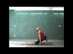 Práctica de yoga en casa sesión corta 2 - YouTube
